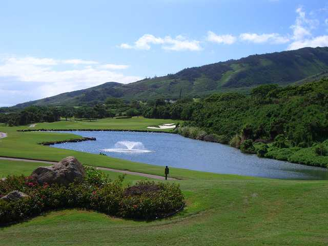 Kahili GC