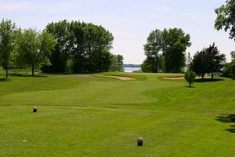 A view from tee #7 at Beaver Dam Country Club