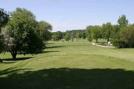 A view from the 10th tee at Beaver Dam Country Club