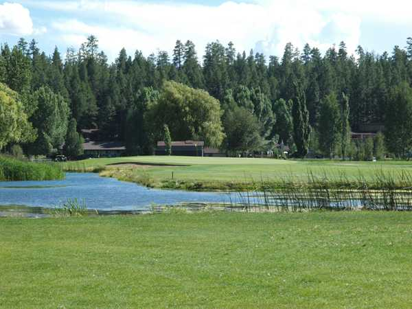 View from Pinewood Country Club