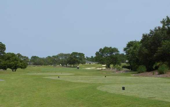 A view from tee #18 at Masonboro Golf Club