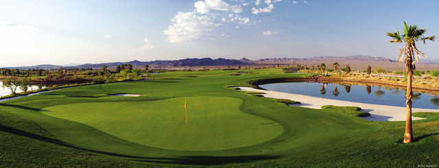 Boulder Creek Golf Club offers 27 challenging holes, a hospitable staff and a tranquil environment near Las Vegas (Brian Oar).