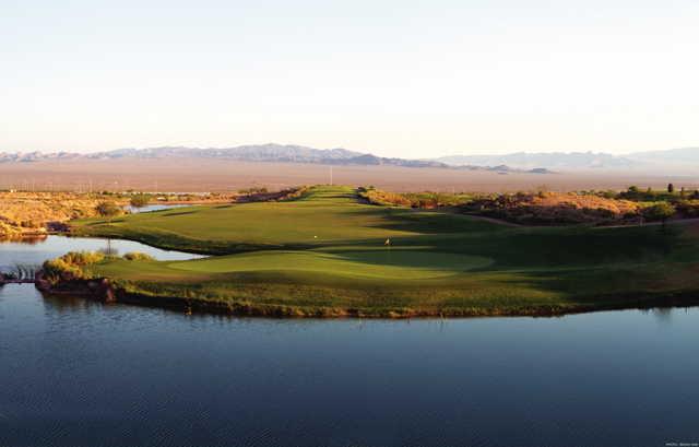 A view from Desert Hawk at Boulder Creek Golf Club (Brian Oar).