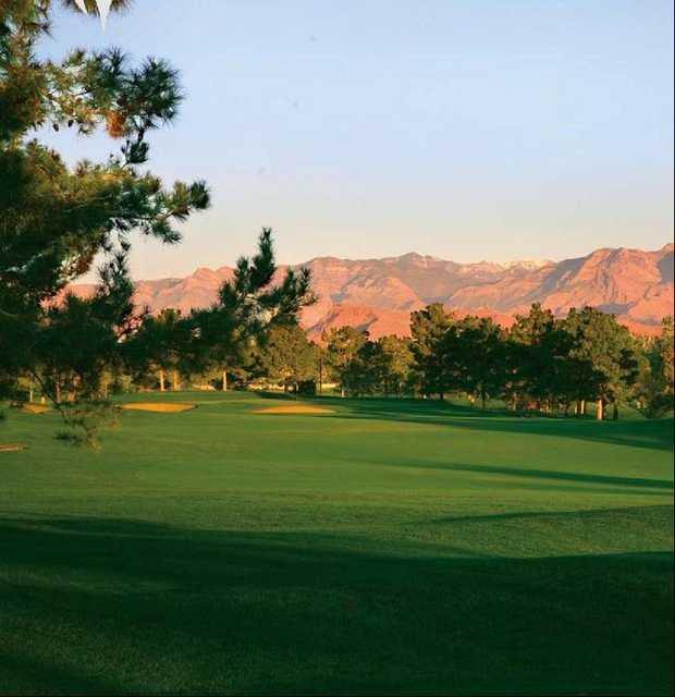 A view from Spanish Trail Country Club