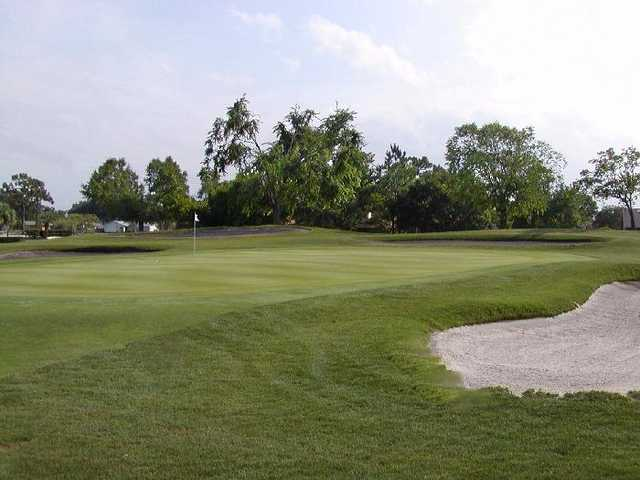 Wekiva Golf Club - A view of the 6th hole