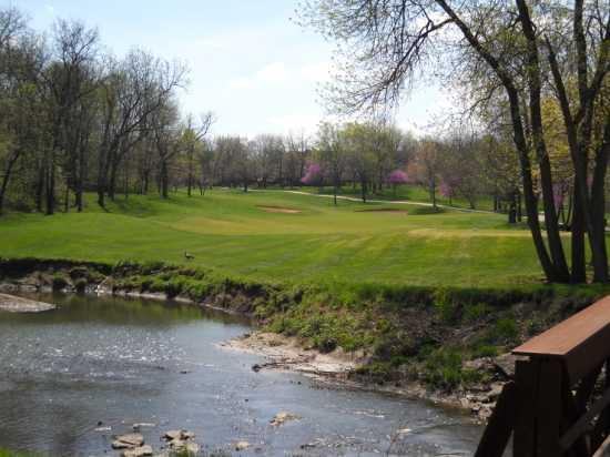 A view of fairway at Deer Creek Golf Club
