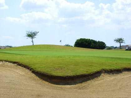 Rock Springs Ridge GC - 2nd hole