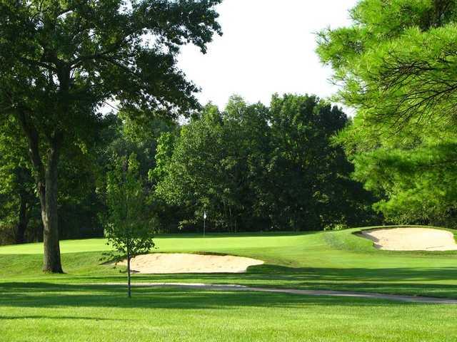 A view of the 4th hole at North from Otter Creek Golf Course
