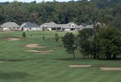 A view from Eagle Valley Golf Course