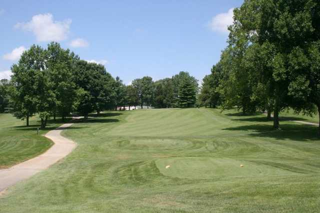 A view from Greensburg Country Club