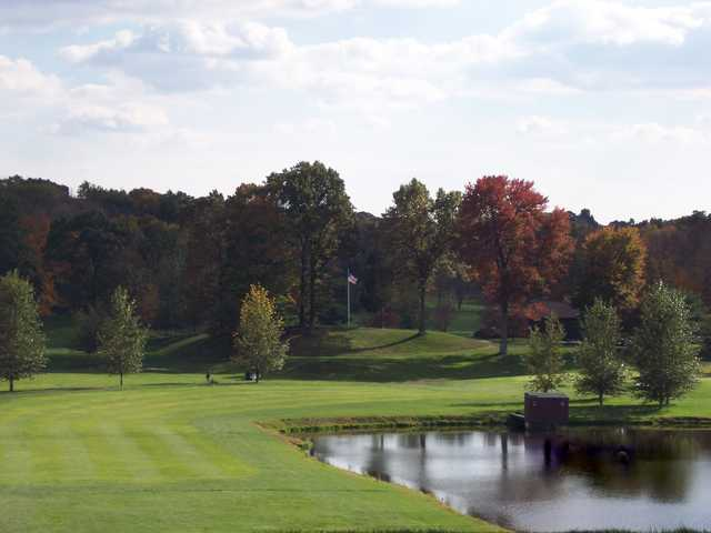 A view of fairway at Portland Golf Course West