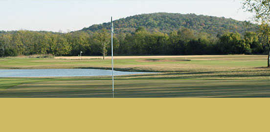 A view from Champions Run Golf Course