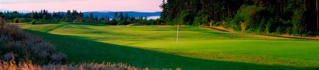 A view from The Golf Club at Hawks Prairie