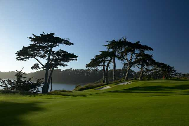 View from no. 18 at Harding Park (Courtesy of  KemperLesnik)