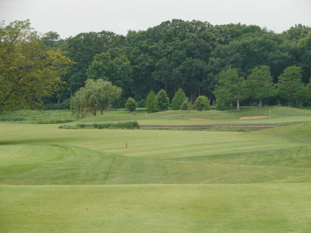 A view from the West course at  Arrowhead Golf Club