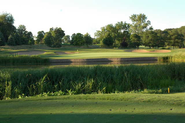 A view from the South course at  Arrowhead Golf Club