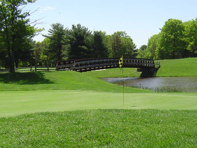 A view from Squirrel Run Country Club.
