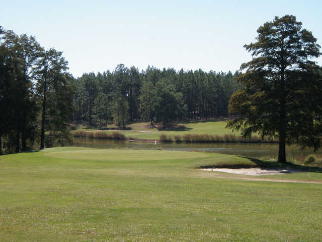 A view from Wanee Lake Country Club