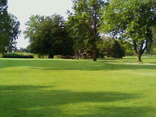 A view from Oak Harbor Golf Club
