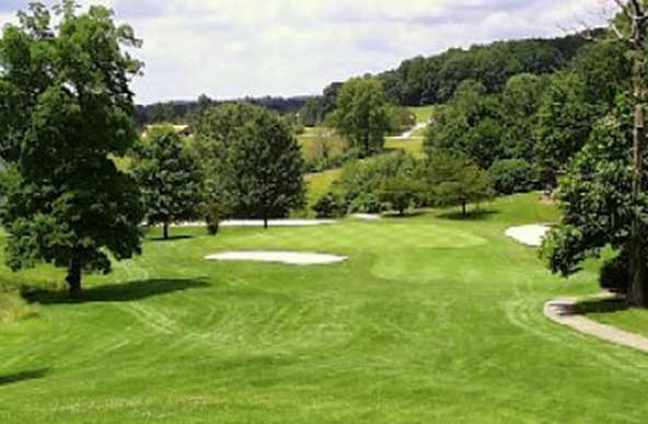 A view from Eagle's Nest Country Club.
