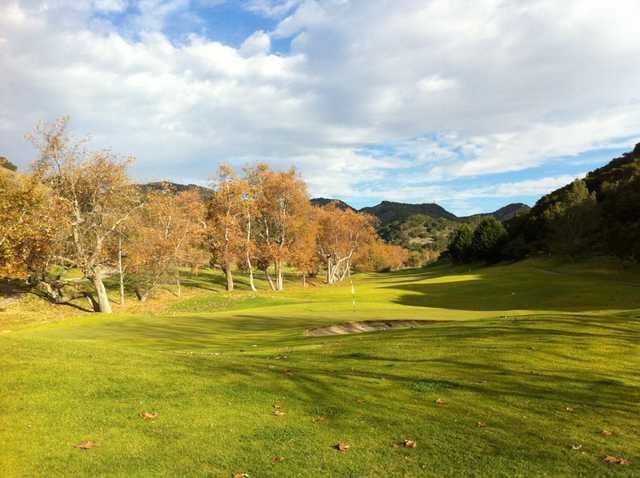 A beautiful view from Avila Beach Golf Resort