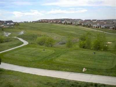 A view of a tee at Heritage Eagle Bend