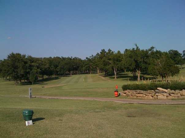 A view of a green at Heritage Hills Golf Course