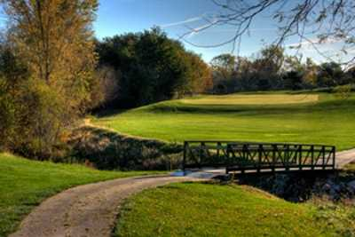 A view from Table Creek Golf Course