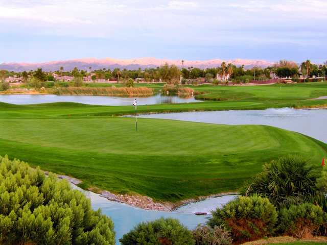 A view from No.9 at WildHorse Golf Club
