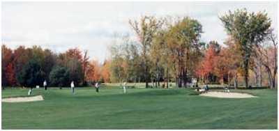 A fall view from Club de Golf Ormstown
