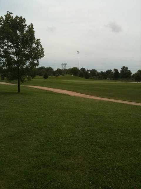 A view of green at Pheasant Run Golf Course