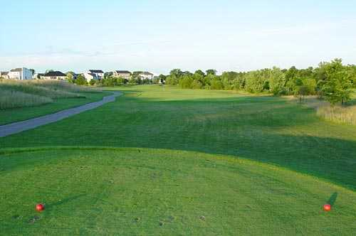 A view of fairway from Links At Dardenne