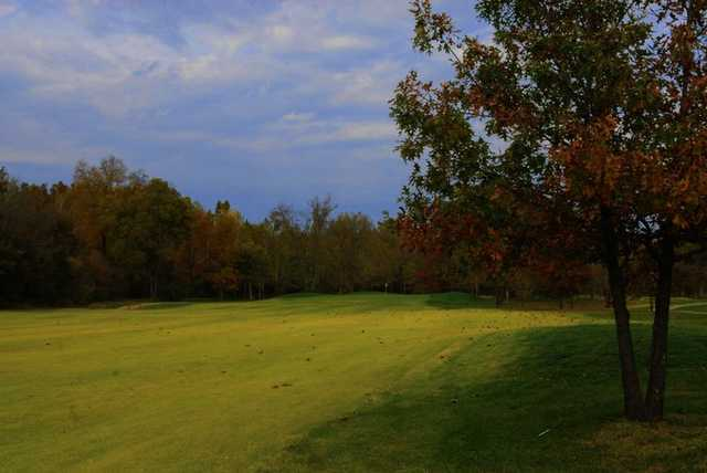 A fall view from Golf Club Of Wentzville
