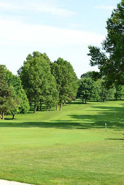 A view from Kendale Course at Kenwood Country Club