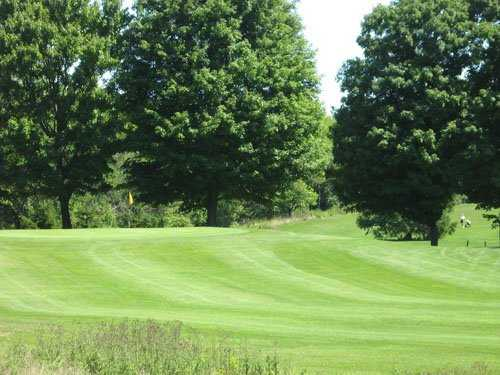 A view from Old Pine Golf Course