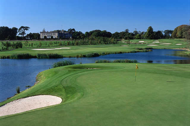 PGA National Ireland at Palmerstown House Golf Club: #8
