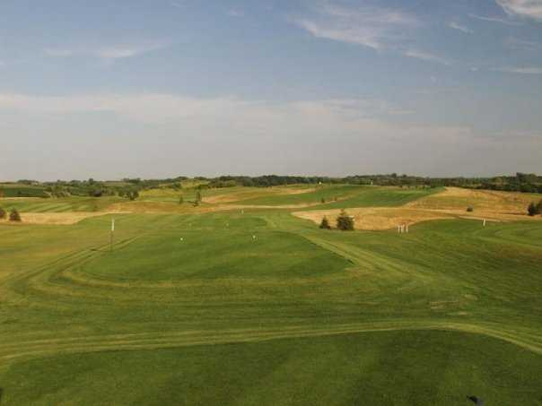 A view from tee #1 at Championship Course from Gopher Hills Golf Course