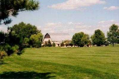 A view from Seneca Hills Golf Course