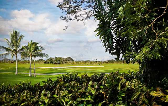 A view from Buenaventura Golf Club