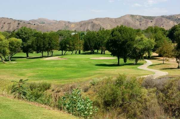 A view from Green River Golf Club