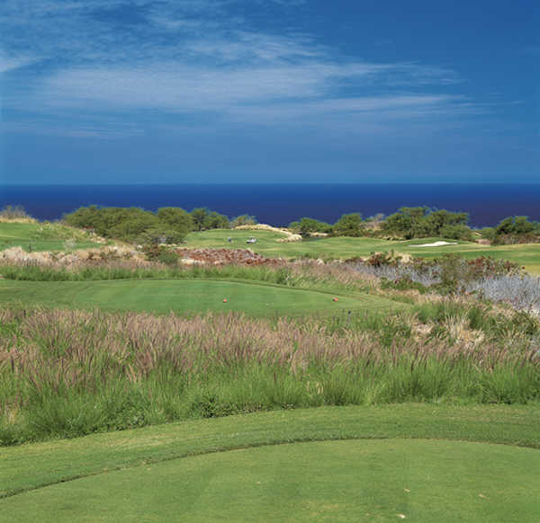Sea view from Hapuna GC's #17