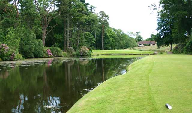 Letham Grange Old Course: 8th hole