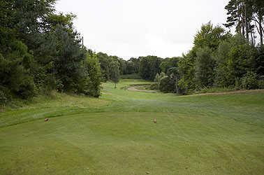 Letham Grange Old Course: 10th hole