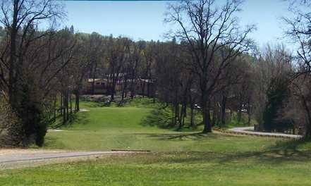 A view from Phoenix Lake Golf Course