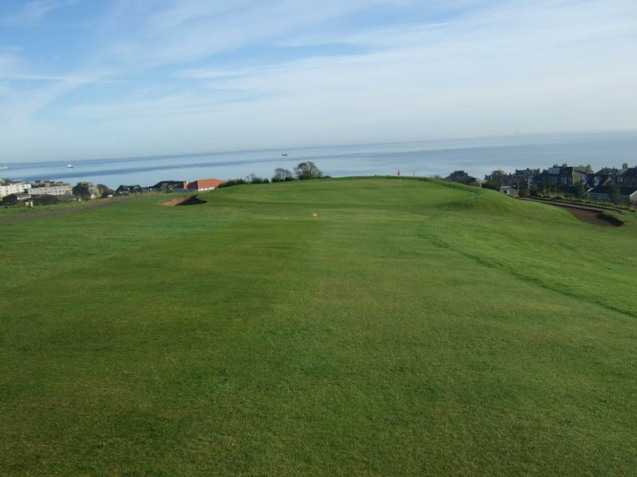A view from fairway at Scoonie Golf Club