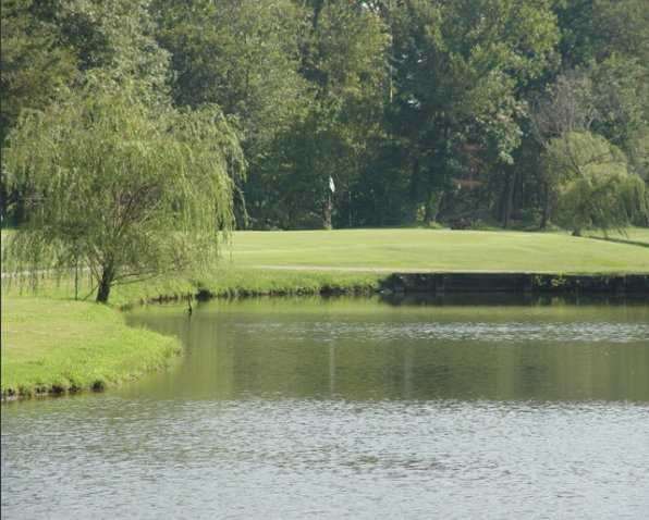 A view from Cordova Country Club