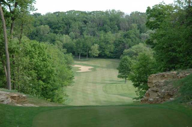 A view from tee #13 at Summit Golf Club