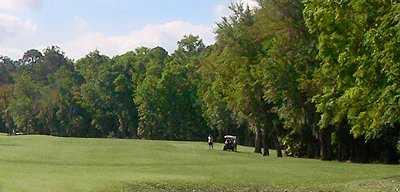 A view of the 11th fairway at River Ridge Golf Club