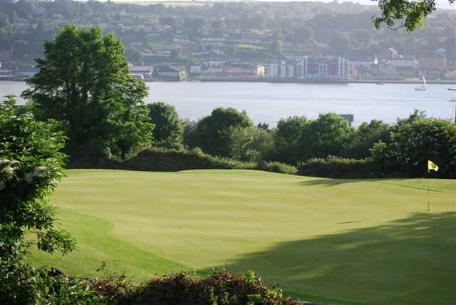 View from Cobh Golf Club