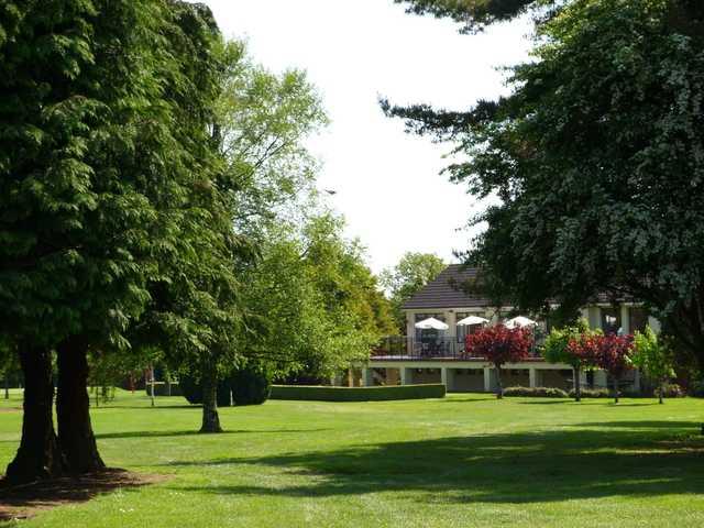 Enniscorthy Golf Club - The Clubhouse